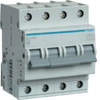 Выключатель автоматический Hager MC425A