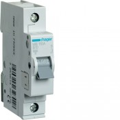 Выключатель автоматический Hager MB110A