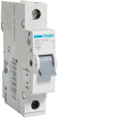 Выключатель автоматический Hager MB150A