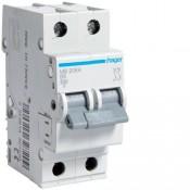 Выключатель автоматический Hager MB206A