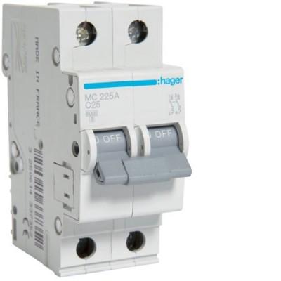 Выключатель автоматический Hager MC225A